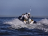 Rib trips off Camber sands