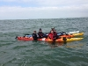kayakers-off-the-french-coast