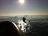 twin-kayaks-heading-across
