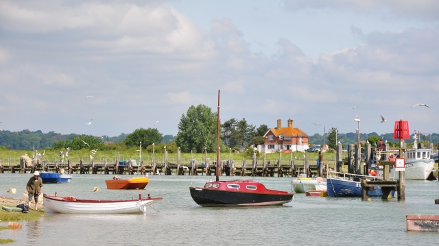 Eastbourne Air Show >> Rye Harbour - Boat rides trips & Rib charters Rye Hastings Sussex