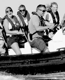 Rye bay Boat trips