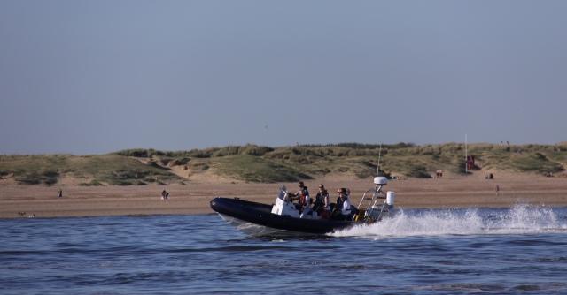 Rye bay Boat trip