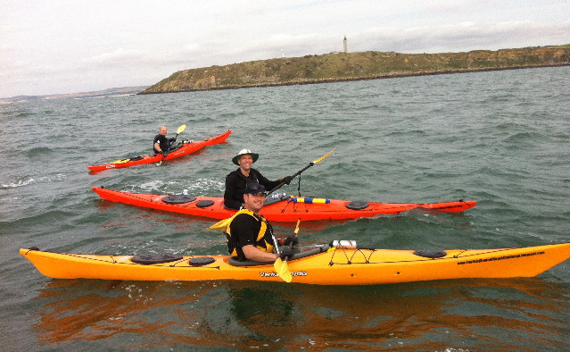 Cap gris nez France by Kayak