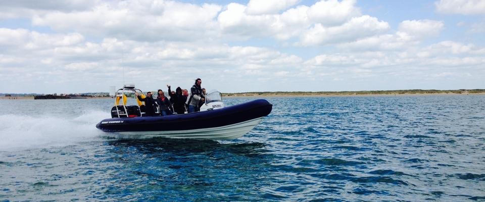 boat trip Rye