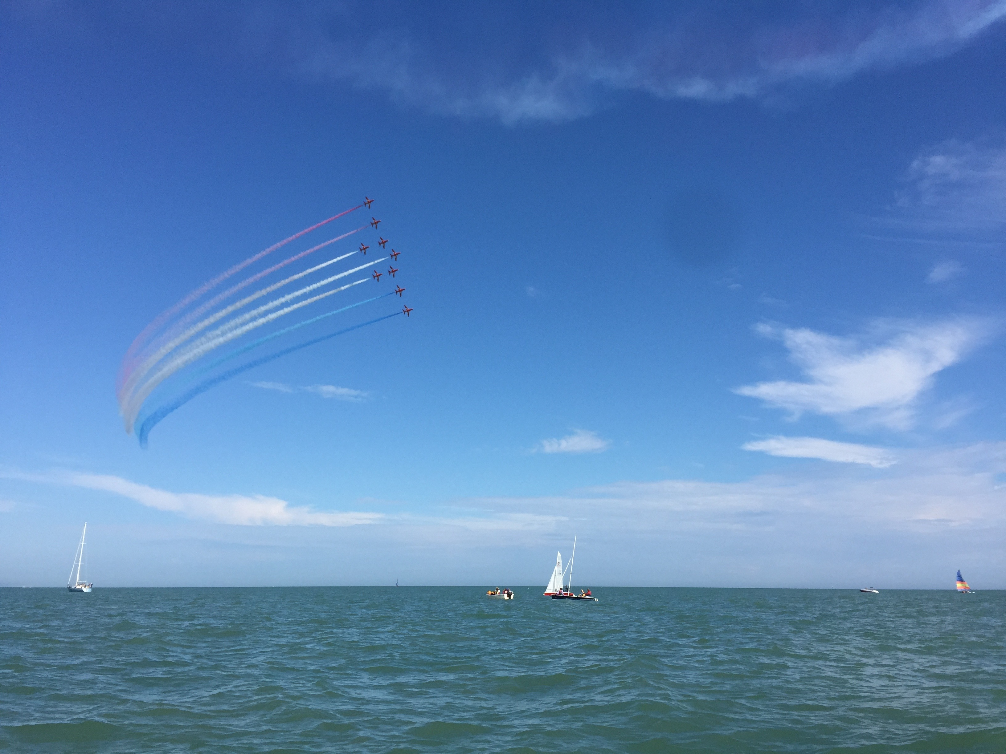 Airborne eastbourne boat rides